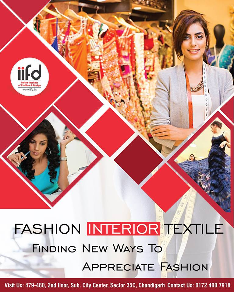Iifd Indian Institute Of Fashion And Design In Chandigarh Mohali